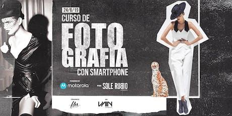Curso de fotografía con Smartphone por Sole Rubio entradas