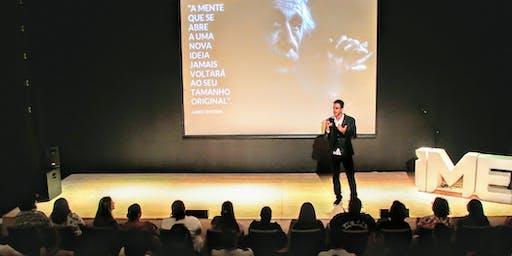 PALESTRA MENTE VENCEDORA - INTELIGÊNCIA EMOCIONAL & CONSCIENCIAL EM SÃO LEO