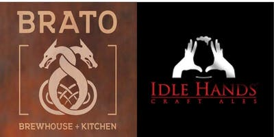Idle Hands + Brato - Collaborative Beer Dinner Series - Grand Finale!