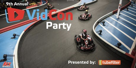Tubefilter's 9th Annual Tubefilter VidCon Party tickets