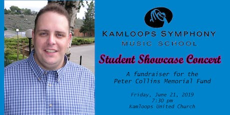 Kamloops Symphony Music School Student Showcase - A Fundraiser for the Peter Collins Fund tickets