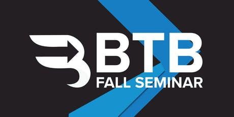 BTB Fall Seminar tickets