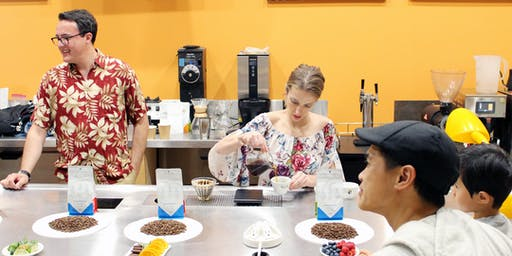Friday Tasting! June 28th: Your favorite Klatch Coffee Baristas