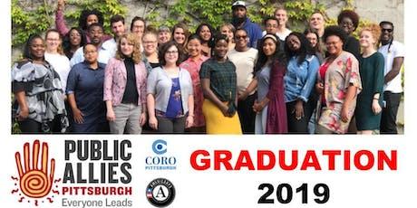Public Allies Pittsburgh Graduation 2019 tickets