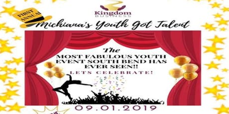 1st Annual Michiana's Youth Got Talent Resource Fair and Talent Showcase tickets