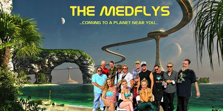 The Medflys at The West End Celebration Kick Off Party tickets