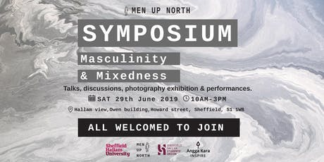 MEN UP NORTH Symposium : Masculinity and Mixedness tickets