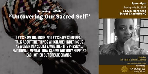 Uncovering Our Sacred Self