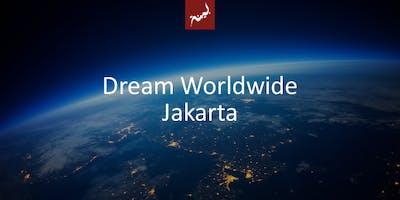 Dream World Wide in Jakarta, Indonesia