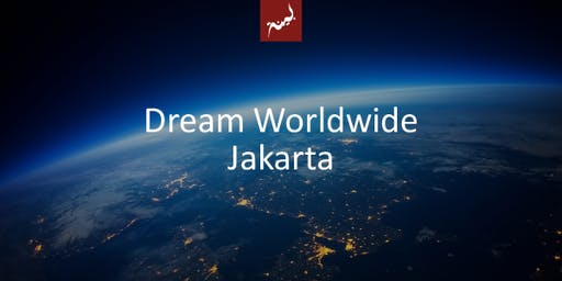 Dream World Wide in Jakarta, Indonesia