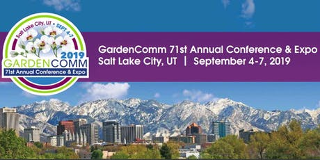 GardenComm's Annual Conference & Expo tickets
