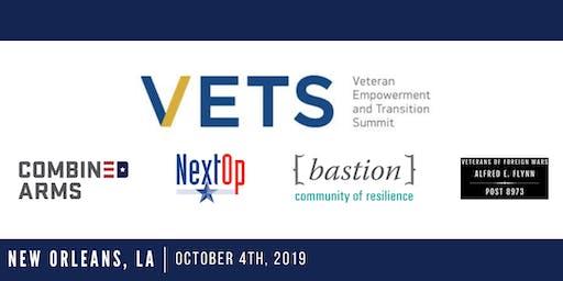 Veteran Empowerment & Transition Summit (New Orleans, LA)