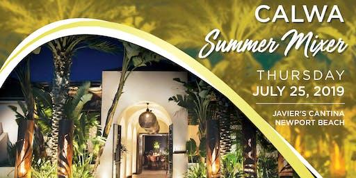 CALWA Summer Mixer   Board Member Registration