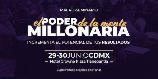 El Poder de la Mente Millonaria (Ciudad de México)