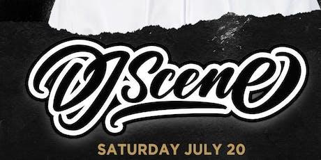 DJ Scene @ Noto Philly July 20 tickets