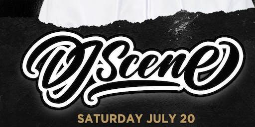 DJ Scene @ Noto Philly July 20