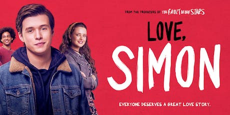 Movies and Muffins : Love Simon  PG13 tickets