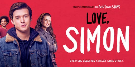 Movies and Muffins : Love Simon  PG13