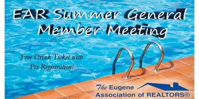 EAR Summer General Membership Meeting
