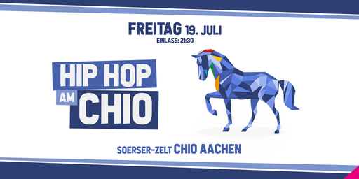 HIP HOP am CHIO 2019
