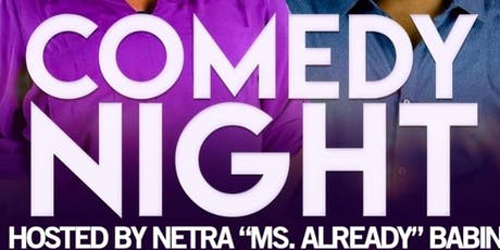 Last Saturday Laughs Presents....Comedy Night tickets