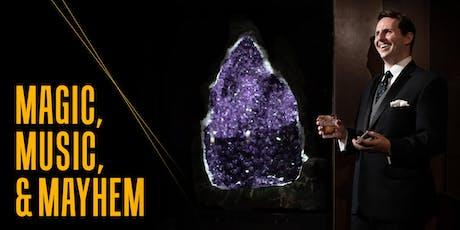 Ben Jackson: Magic, Music, & Mayhem tickets