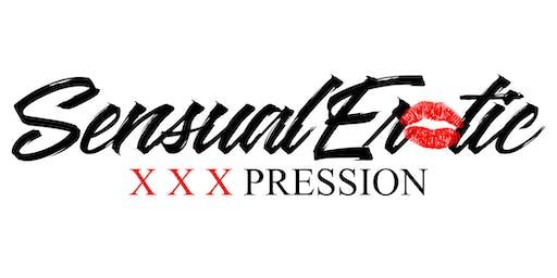 "Sensual Erotic XXXpression ""The Sex Show"" Columbia SC All White Gala"