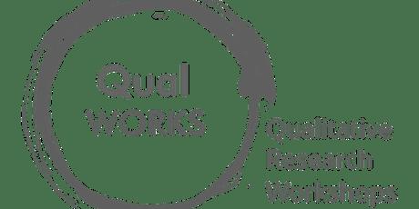 Qualitative Data Analysis tickets