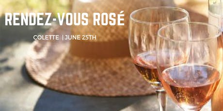 Rendez-Vous Rosé - Rosé Wine Dinner tickets