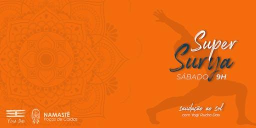 Namastê Poços de Caldas 2019 - Super Surya - Sábado 09h