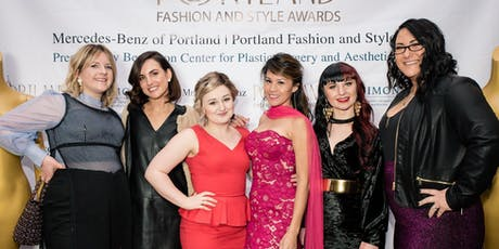 2019 Portland Fashion and Style Awards Nominee Announcement Party  tickets