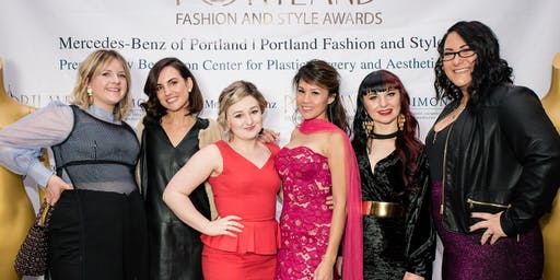 2019 Portland Fashion and Style Awards Nominee Announcement Party