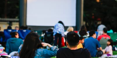 Summer Family Fun Night - MOVIE ON THE GREEN
