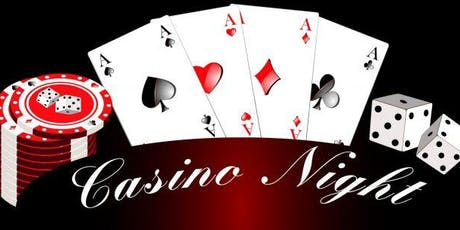 Abraham House Rome presents: Casino Night with Illusionist Robert Channing tickets