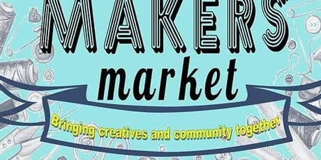 The Makers June Market  tickets