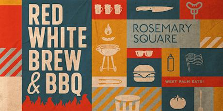 Red, White, Brew & BBQ  tickets
