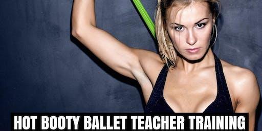 Hot Booty Ballet Teacher Training Level 1 TORONTO