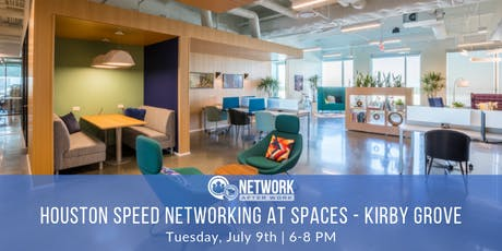 Pro Speed Networking by Network After Work Houston tickets