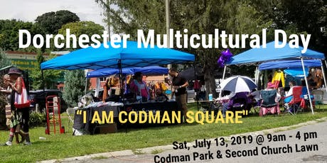 Dorchester Multicultural Day  tickets