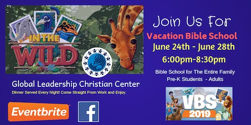 Vacation Bible School  with Global Leadership
