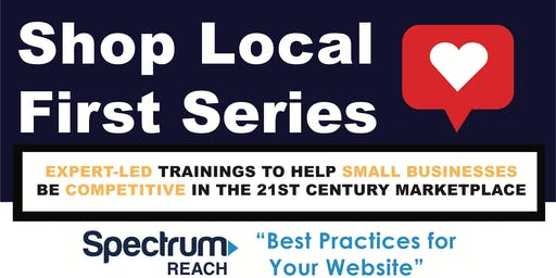 Shop Local First:  Best Practices for Your Website