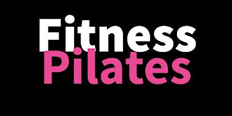 Fitness Pilates - Beginners - Baptist  Church Hall - Fee  £6.50 Per Person tickets