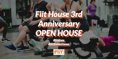 Fiit House 3rd Anniversary Open House