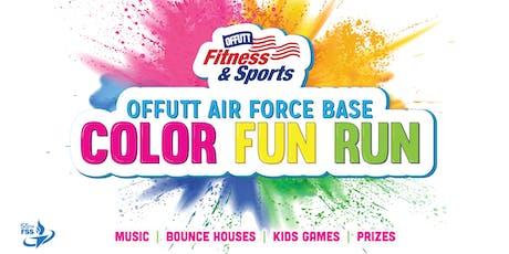 Offutt Color Fun Run 2019 tickets