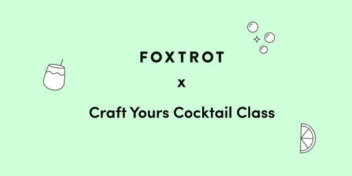 Cocktail Class with Craft Yours - Hubbard