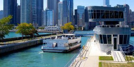 Chicago Lock Tour + Happy Hour tickets