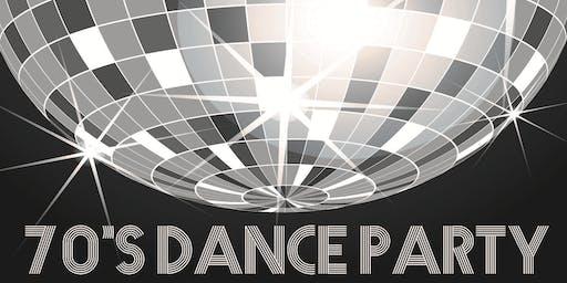 70's Dance Party!