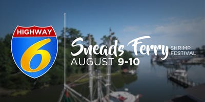 Highway 6 at the Sneads Ferry Shrimp Festival