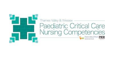 Paediatric Critical Care Nursing Competencies (Stoke Mandeville)