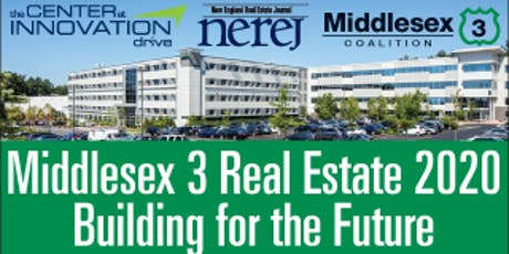 Middlesex 3 Real Estate 2020 Building for the Future tickets